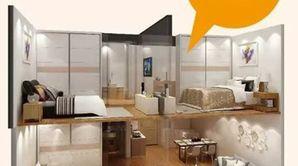 翠屏水晶广场 3室2厅2卫 66平方米 精装