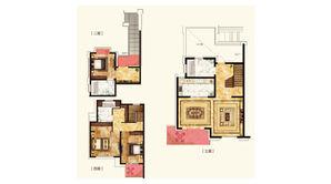 嘉恒有山 3室2厅3卫 137平方米 毛坯