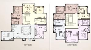茅山东湖根园 6室3厅5卫 416平方米 毛坯