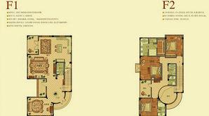 中国边城 4室2厅3卫 276平方米 毛坯