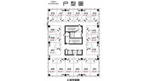 扬州希尔顿酒店公寓 1室1卫 40平方米 精装