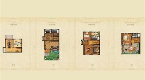 拉斐尔庄园 5室2厅3卫 207平方米 毛坯