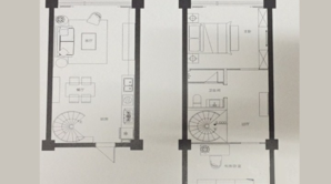 御珑湾理想城 1室2厅1卫 50平方米 毛坯