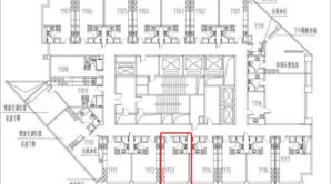 鼓楼之星 1室1卫 47.41平方米 毛坯